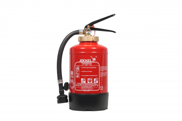 Jockel 3 Liter Dauerdruck Fettbrandlöscher / Haushaltslöscher F3LJM8 75F